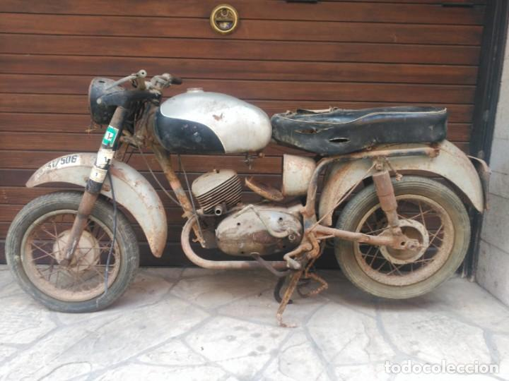 ISO GRAN TURISMO 125CC (Coches y Motocicletas - Motocicletas Antiguas (hasta 1.939))