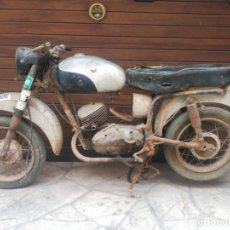 Motos: ISSO GRAN TURISMO 125CC. Lote 214179012