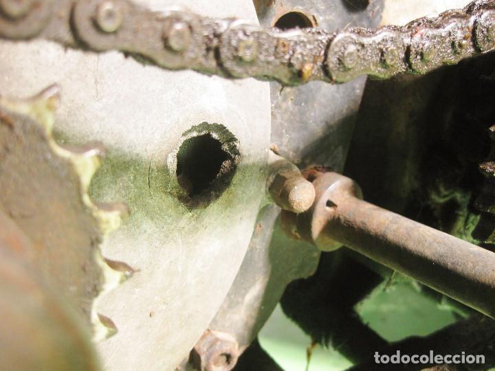 Motos: Motocicleta Saroléa de 1937. Herstal (Bélgica). - Foto 11 - 215869256