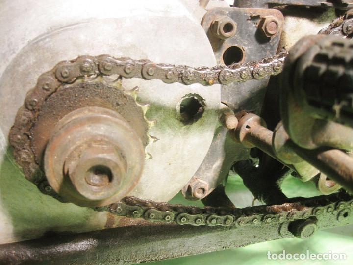 Motos: Motocicleta Saroléa de 1937. Herstal (Bélgica). - Foto 12 - 215869256