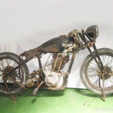 Motos: MOTOCICLETA SAROLÉA DE 1937. HERSTAL (BÉLGICA).. Lote 215869256