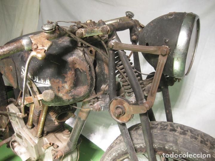 Motos: Motocicleta Saroléa de 1937. Herstal (Bélgica). - Foto 14 - 215869256