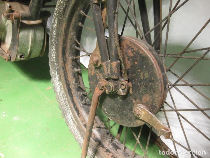 Motos: Motocicleta Saroléa de 1937. Herstal (Bélgica). - Foto 16 - 215869256