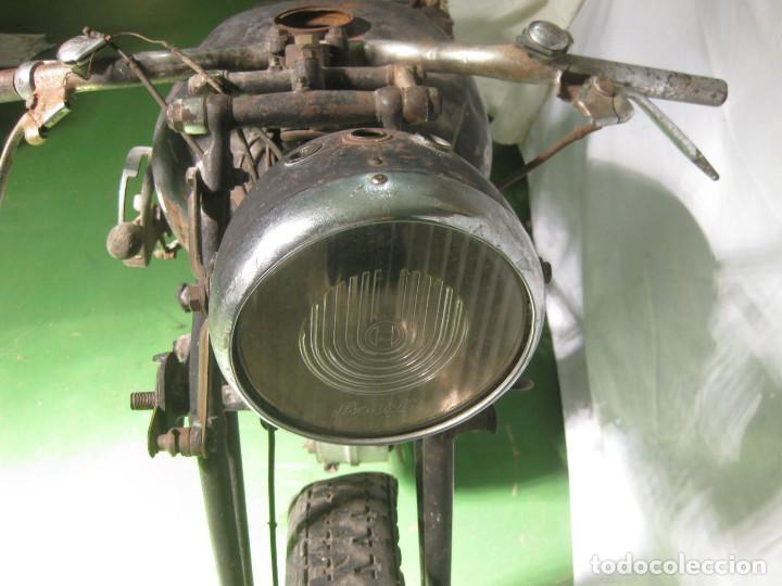 Motos: Motocicleta Saroléa de 1937. Herstal (Bélgica). - Foto 19 - 215869256
