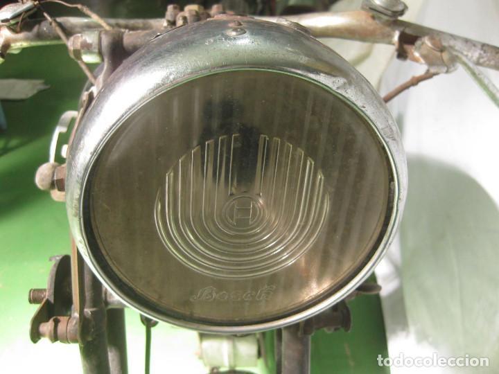 Motos: Motocicleta Saroléa de 1937. Herstal (Bélgica). - Foto 20 - 215869256