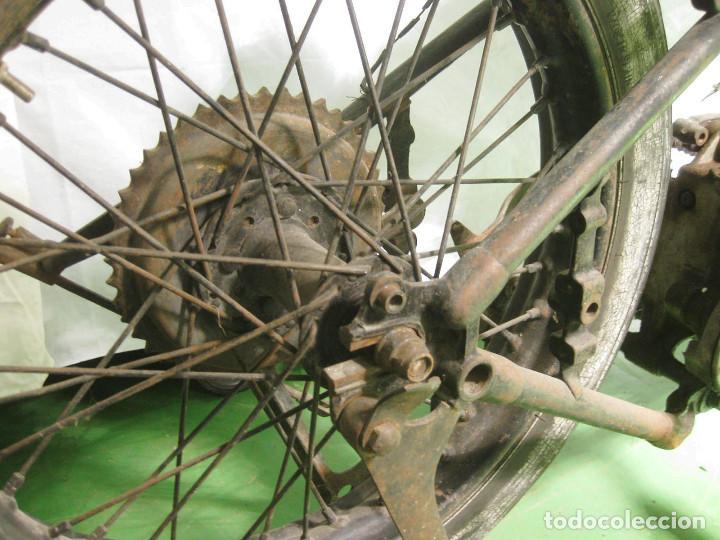 Motos: Motocicleta Saroléa de 1937. Herstal (Bélgica). - Foto 24 - 215869256