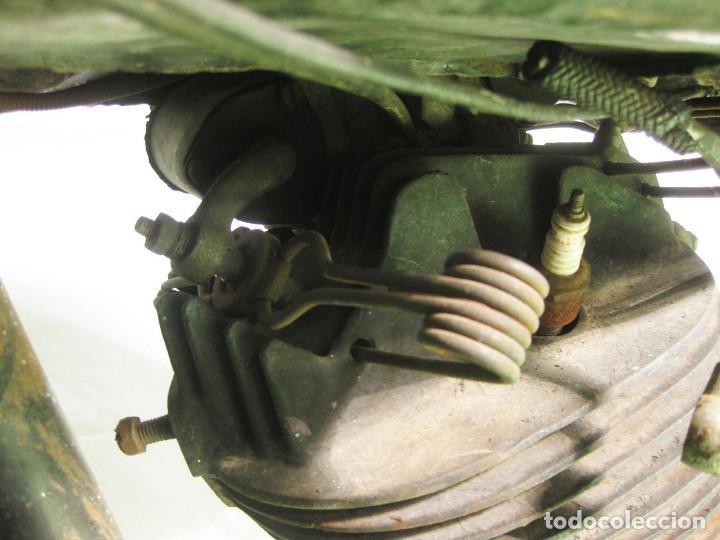 Motos: Motocicleta Saroléa de 1937. Herstal (Bélgica). - Foto 33 - 215869256