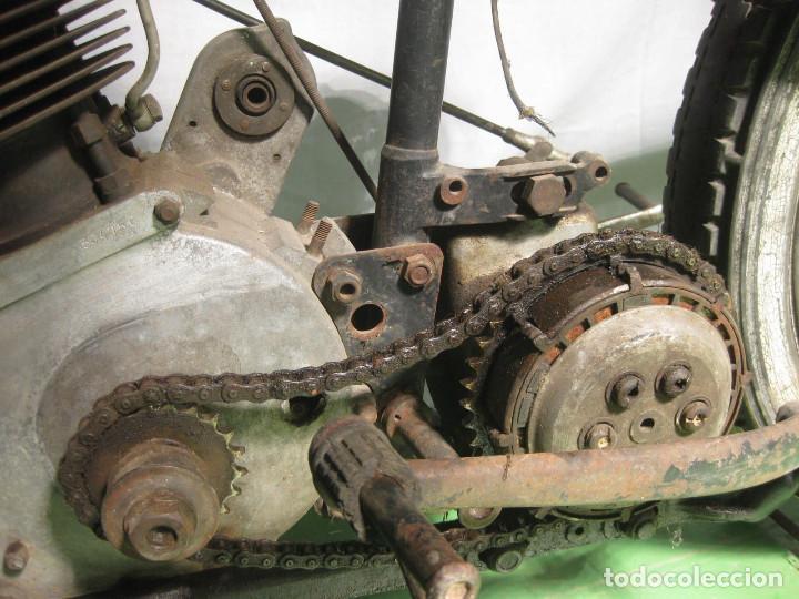 Motos: Motocicleta Saroléa de 1937. Herstal (Bélgica). - Foto 34 - 215869256