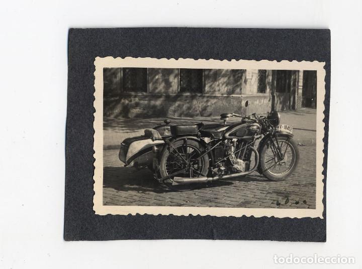 Motos: Motocicleta Saroléa de 1937. Herstal (Bélgica). - Foto 37 - 215869256