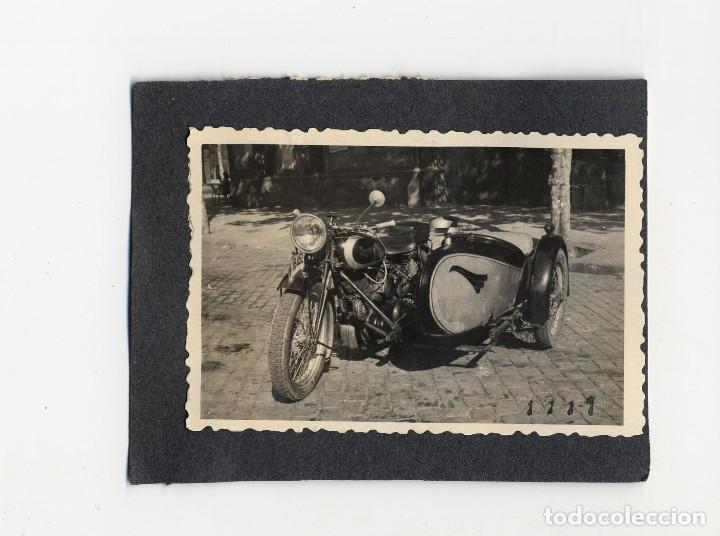 Motos: Motocicleta Saroléa de 1937. Herstal (Bélgica). - Foto 38 - 215869256