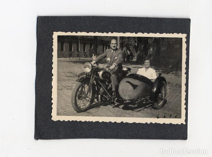 Motos: Motocicleta Saroléa de 1937. Herstal (Bélgica). - Foto 39 - 215869256