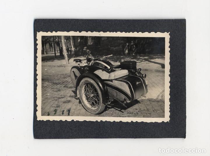 Motos: Motocicleta Saroléa de 1937. Herstal (Bélgica). - Foto 40 - 215869256