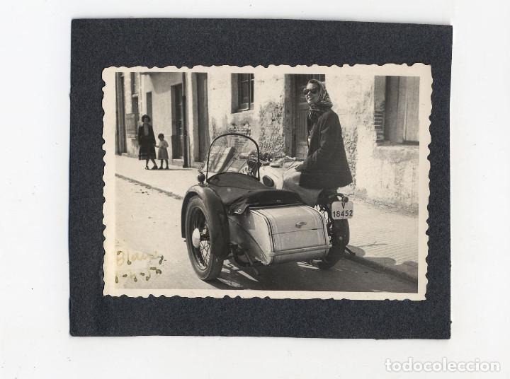 Motos: Motocicleta Saroléa de 1937. Herstal (Bélgica). - Foto 41 - 215869256