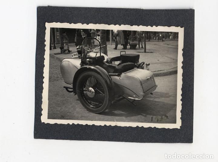 Motos: Motocicleta Saroléa de 1937. Herstal (Bélgica). - Foto 42 - 215869256