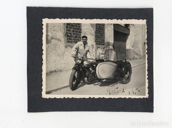 Motos: Motocicleta Saroléa de 1937. Herstal (Bélgica). - Foto 44 - 215869256