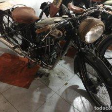 Motos: BSA 1933. Lote 228267085