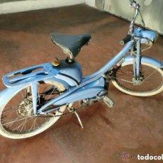 Motos: MOTOCICLETA CLÁSICA MOBYLETTE MOTOBECANE ,AÑOS 60,ENVÍO GRATIS PENÍNSULA,. Lote 235089345