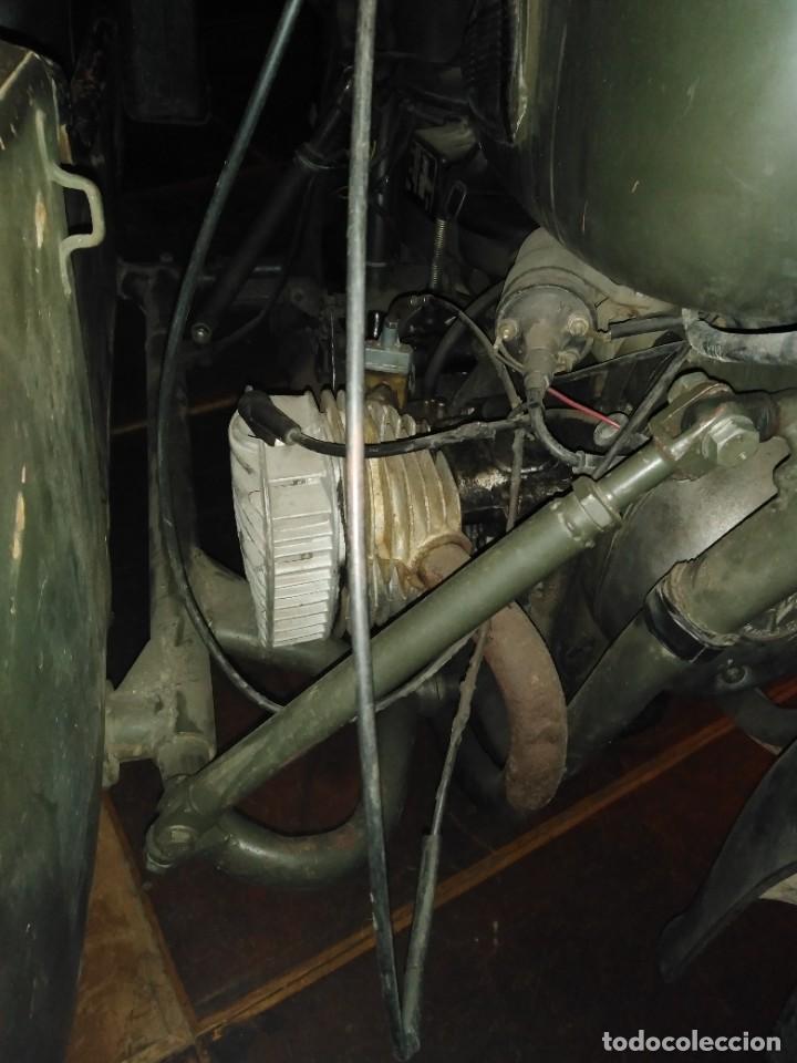 Motos: Escepcional BMW R71 confiscada y remontada por el ejercito ruso después de la segunda guerra mundial - Foto 3 - 234815965