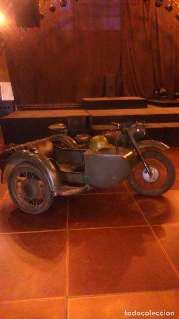 Motos: Escepcional BMW R71 confiscada y remontada por el ejercito ruso después de la segunda guerra mundial - Foto 5 - 234815965