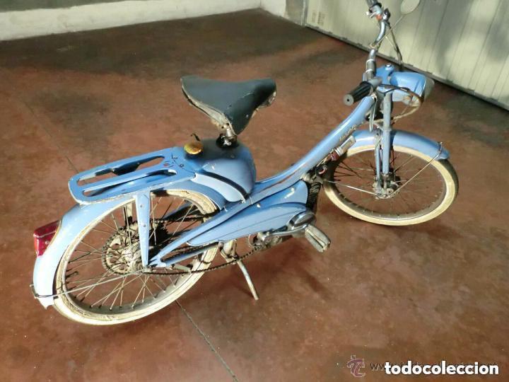 MOTOCICLETA CLÁSICA MOBYLETTE MOTOBECANE ,AÑOS 60,ENVÍO GRATIS PENÍNSULA, (Coches y Motocicletas - Motocicletas Antiguas (hasta 1.939))