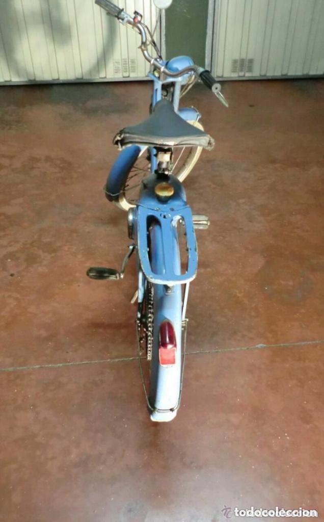 Motos: MOTOCICLETA CLÁSICA MOBYLETTE MOTOBECANE ,AÑOS 60,ENVÍO GRATIS PENÍNSULA, - Foto 2 - 246778640