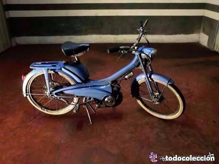 Motos: MOTOCICLETA CLÁSICA MOBYLETTE MOTOBECANE ,AÑOS 60,ENVÍO GRATIS PENÍNSULA, - Foto 3 - 246778640
