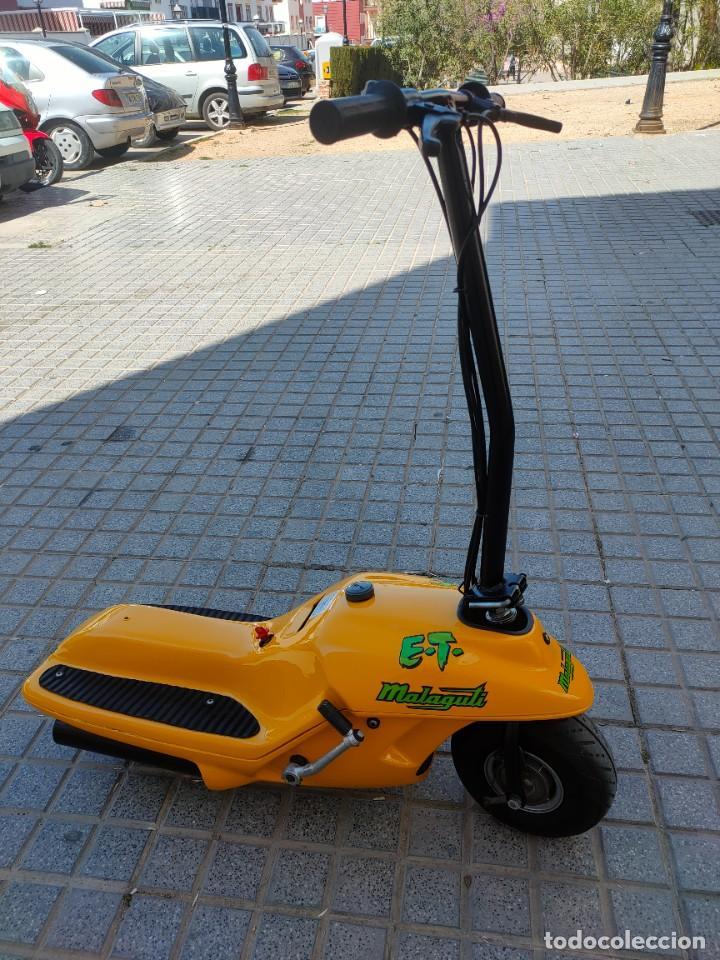 MALAGUTI E.T. (Coches y Motocicletas - Motocicletas Antiguas (hasta 1.939))