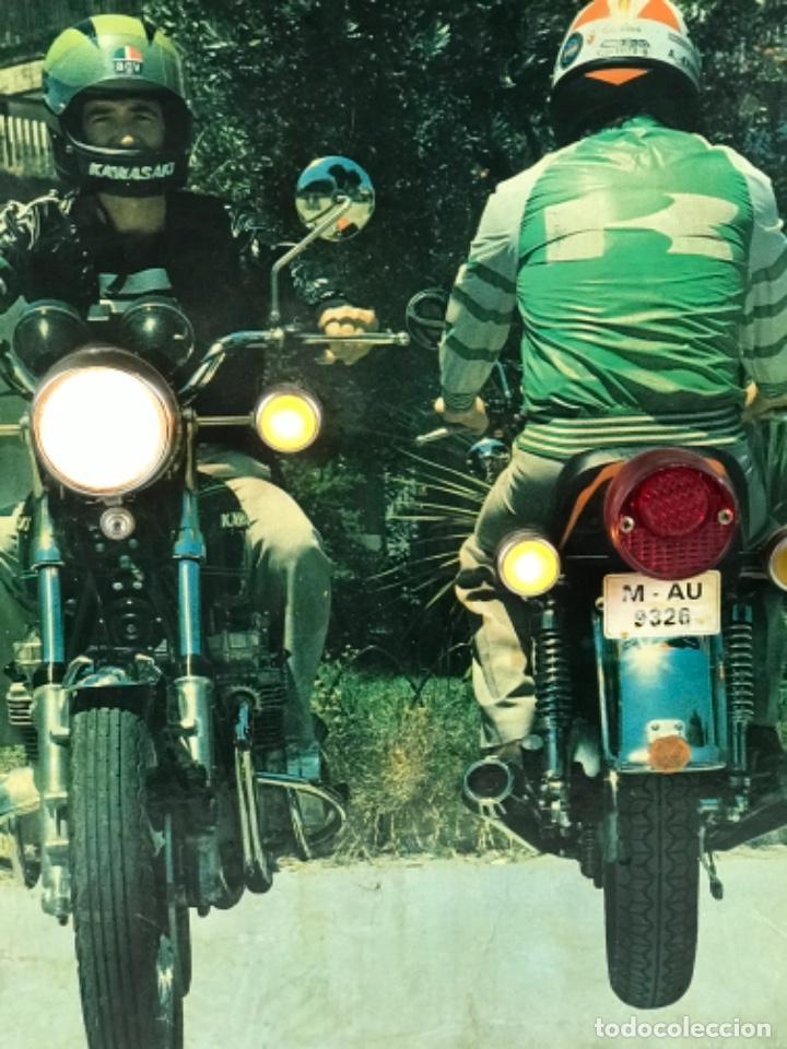 Motos: ANTIGUO PANEL LUMINOSO. CARTEL APRENDIZAJE AUTOESCUELA MOTO KAWASAKI. CON LUCES. FUNCIONANDO - Foto 6 - 254816405