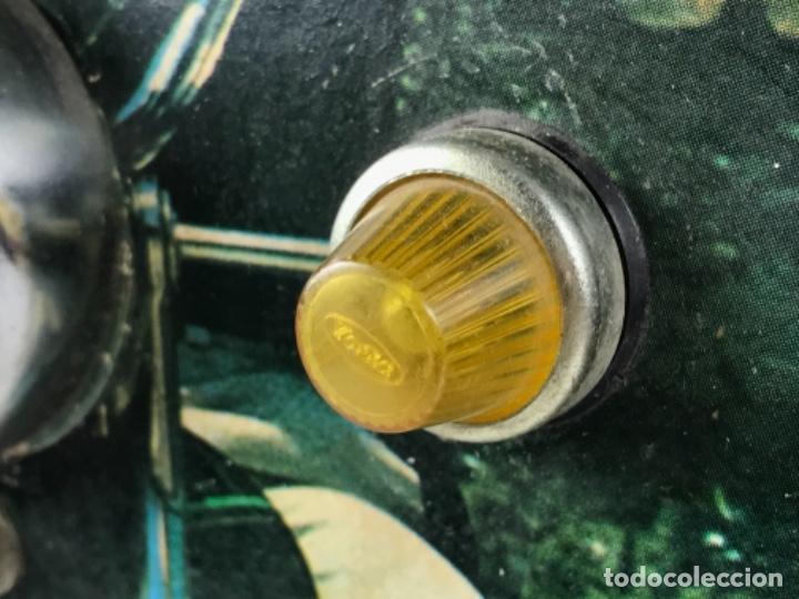 Motos: ANTIGUO PANEL LUMINOSO. CARTEL APRENDIZAJE AUTOESCUELA MOTO KAWASAKI. CON LUCES. FUNCIONANDO - Foto 14 - 254816405
