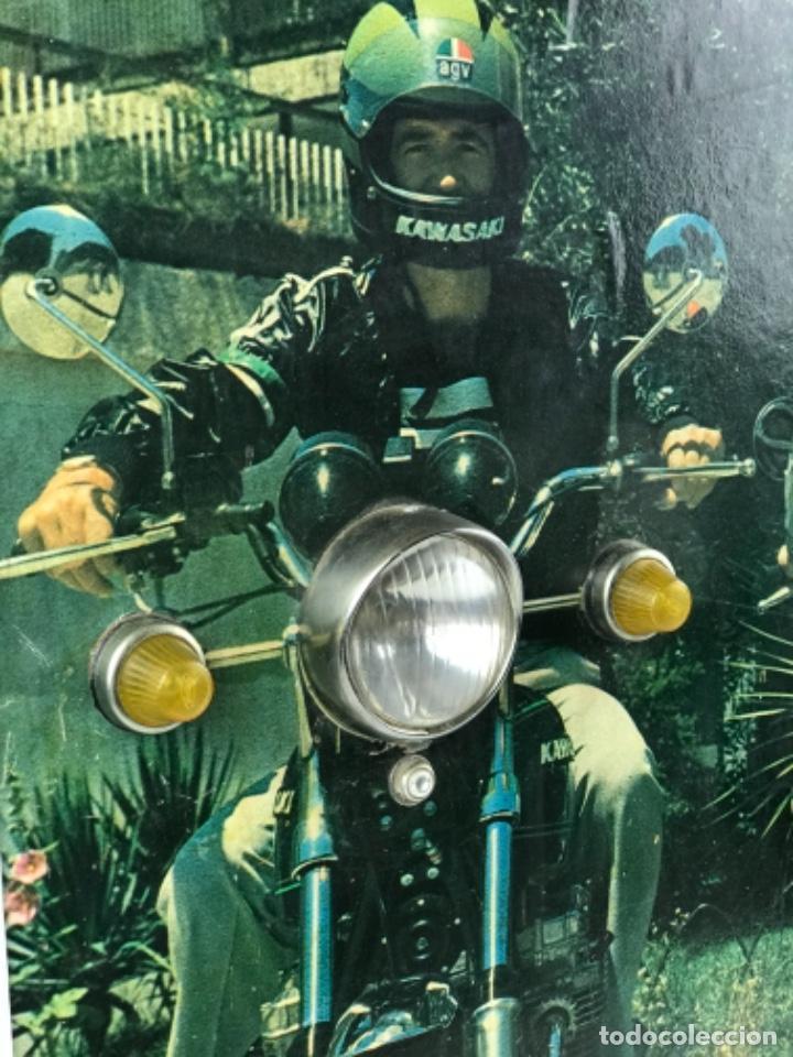 Motos: ANTIGUO PANEL LUMINOSO. CARTEL APRENDIZAJE AUTOESCUELA MOTO KAWASAKI. CON LUCES. FUNCIONANDO - Foto 17 - 254816405