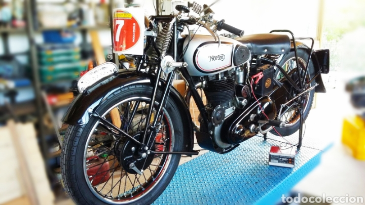 Motos: Norton H18 500cc - Foto 2 - 266350963