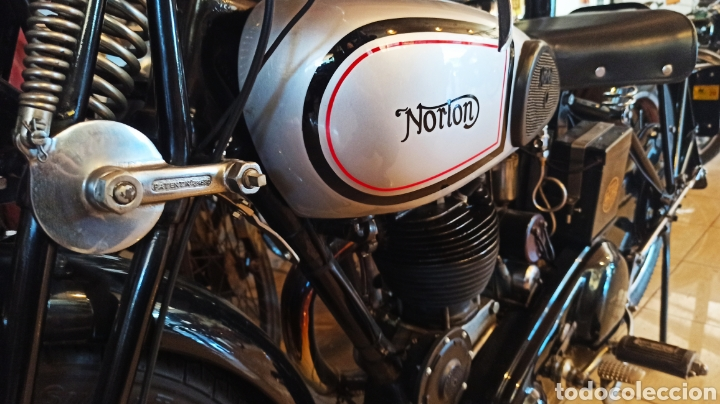 Motos: Norton H18 500cc - Foto 3 - 266350963