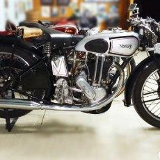 Motos: NORTON H18 500CC. Lote 266350963