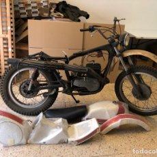 Motos: OSSA E250 DEL 73. Lote 286701383