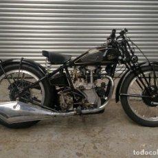 Motos: VELOCETTE MOV 1938 -250 CC. RACER TT MOTO.. Lote 293954278