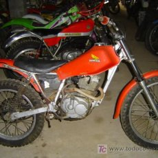 Motos: HONDA TRIAL 125. Lote 18069296