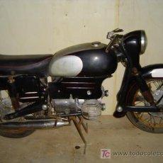 Motos: MAVISA 250 SPORT. Lote 24240892