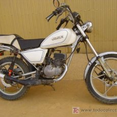 Motos: SUZUKI 75 CUSTOM. Lote 18365228