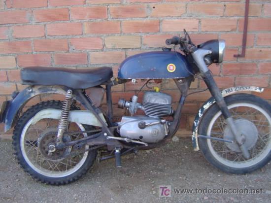 MONTESA KENYA 175 (Coches y Motocicletas - Motocicletas Clásicas (a partir 1.940))