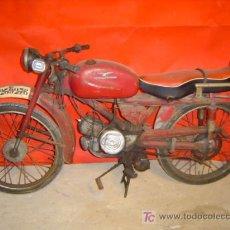 Motos: MOTO GUZZI CARDELLINO 75. Lote 18788353