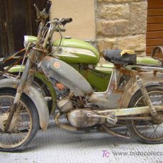 Motos: MINI MONTESA 49. Lote 19092222