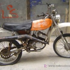 Motos: MOBYLETTE 49. Lote 19117853