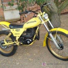 Motos: OSSA TRIAL TR-80. Lote 20204516