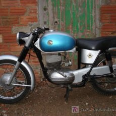 Motos: BULTACO MERCURIO 155. Lote 20272796