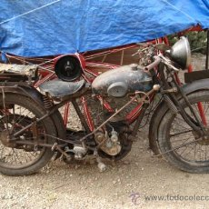 Motos: MOTOBECANE 250 DE 1930. Lote 23068885