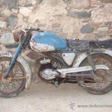 Motos: MOTOBIC SAETA 125. Lote 23123632