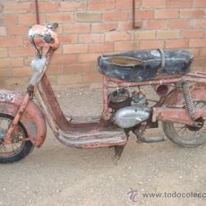 Motos: MOTOBIC SCOOTER 75. Lote 23879240