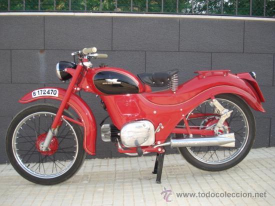 MOTO GUZZI 98 (Coches y Motocicletas - Motocicletas Clásicas (a partir 1.940))