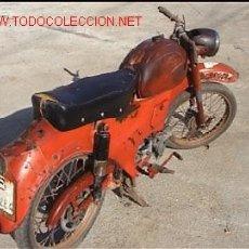 Motos: GUZZI LARIO 110 MOTO. Lote 27302048