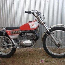 Motos: BULTACO SHERPA M-49, PRIMERA SERIE. Lote 26513914